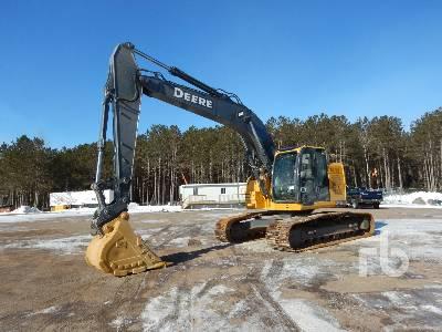 2014 JOHN DEERE 245G LC Hydraulic Excavator