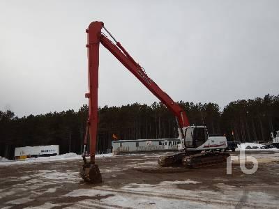 1996 LINK-BELT 3400 Long Reach Hydraulic Excavator