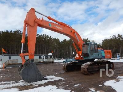1996 HITACHI EX400LC-3 Hydraulic Excavator