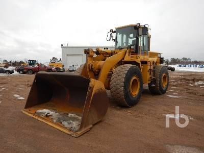 1997 CATERPILLAR 950F Wheel Loader