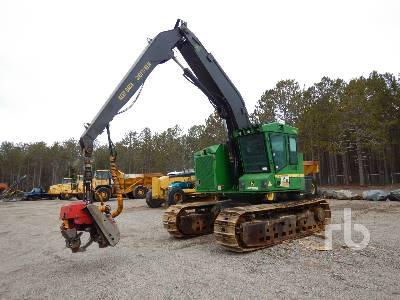 2014 JOHN DEERE 753J Crawler Harvester