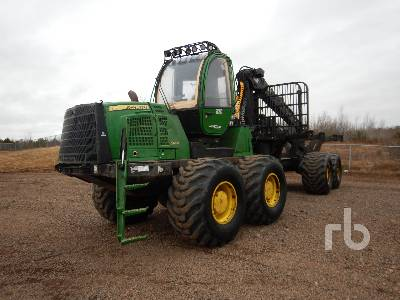2014 JOHN DEERE 1910E Forwarder