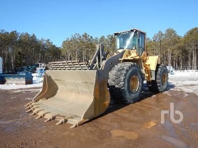 2008 VOLVO L220F Wheel Loader