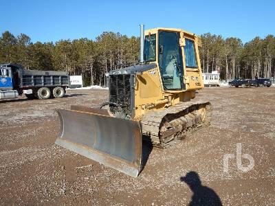 2003 JOHN DEERE 550H Crawler Tractor