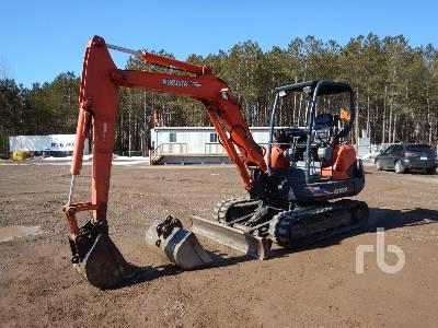 2002 KUBOTA KX121-3 Mini Excavator (1 - 4.9 Tons)