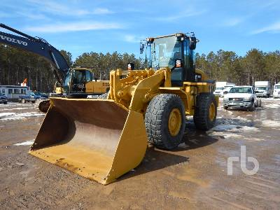 2009 CATERPILLAR 938H Wheel Loader