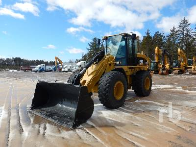 2004 CATERPILLAR 924G Wheel Loader