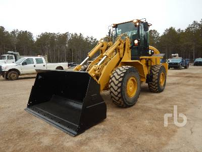 2008 CATERPILLAR IT38H Wheel Loader