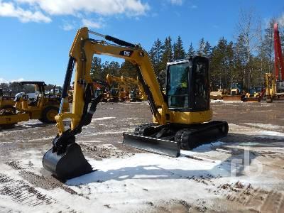 2013 CATERPILLAR 305E CR Midi Excavator (5 - 9.9 Tons)