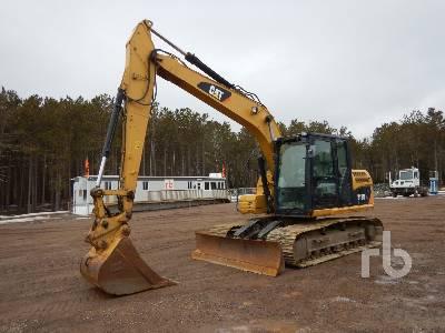 2012 CATERPILLAR 312DL Hydraulic Excavator