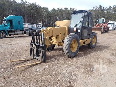 2002 CATERPILLAR TH63 Telescopic Forklift
