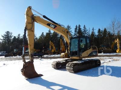 2008 CATERPILLAR 312D Hydraulic Excavator