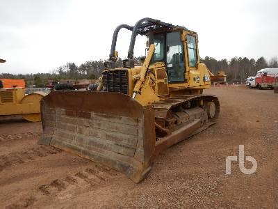 2001 JOHN DEERE 850C Crawler Tractor