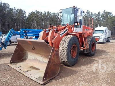 2000 DAEWOO MEGA 300III Wheel Loader