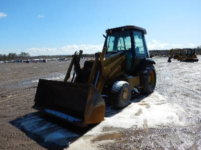 2007 NEW HOLLAND U80 Utility Tractor