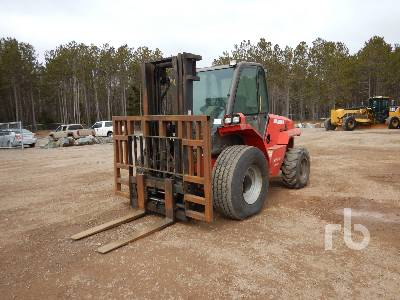 2011 MANITOU M50-4T Forklift