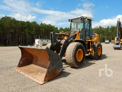 2008 JOHN DEERE 544J Wheel Loader