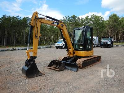 2006 CATERPILLAR 304CCR Mini Excavator (1 - 4.9 Tons)