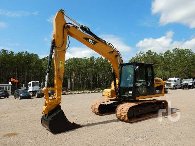 2011 CATERPILLAR 312D Hydraulic Excavator
