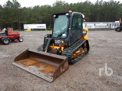 2011 JCB 260T High Flow Multi Terrain Loader