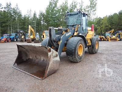 2009 JOHN DEERE 644K Wheel Loader