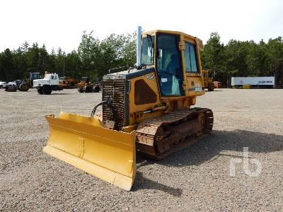2000 JOHN DEERE 550H LT Crawler Tractor