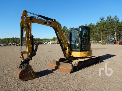 2013 CATERPILLAR 305.5E Mini Excavator (1 - 4.9 Tons)