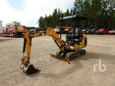 2006 CAT 301.8 Mini Excavator (1 - 4.9 Tons)