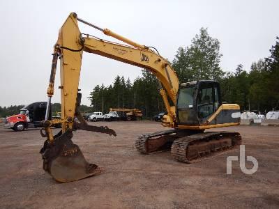 2000 JCB JS160L Hydraulic Excavator