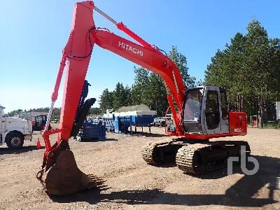 1998 HITACHI EX160 LC Hydraulic Excavator