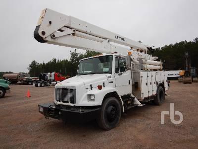 2003 FREIGHTLINER FL80 S/A w/Lift All Bucket Truck