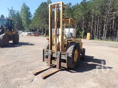 MF 2500 Rough Terrain Forklift