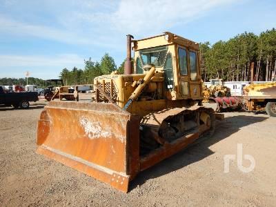 1985 CATERPILLAR D6D LGP Crawler Tractor