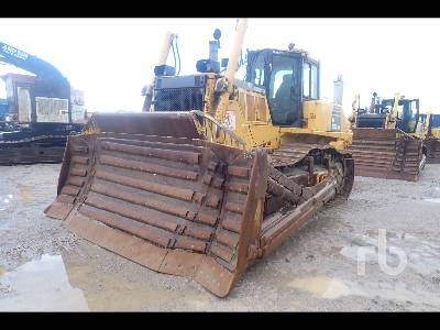 2007 KOMATSU D155AX-6 Crawler Tractor
