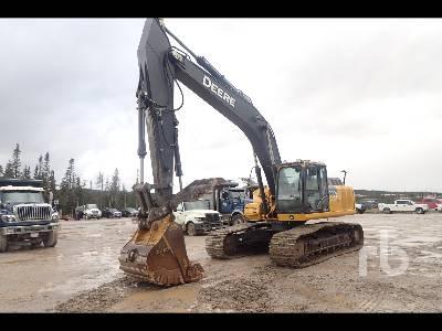 2016 JOHN DEERE 290G Hydraulic Excavator