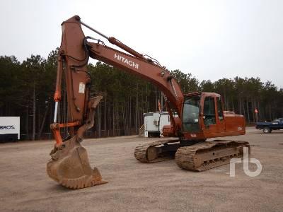 2006 HITACHI EX200LC Hydraulic Excavator