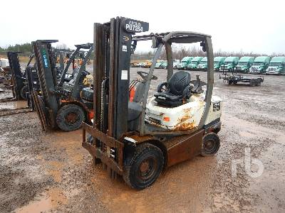 2018 CROWN C5150-50 Forklift