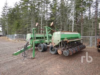 1990 GREAT PLAINS Double Disc Seed Drill