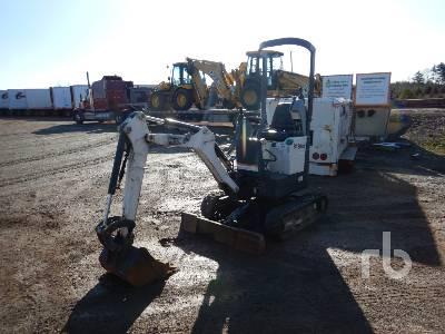 2009 BOBCAT 418 Mini Excavator (1 - 4.9 Tons)