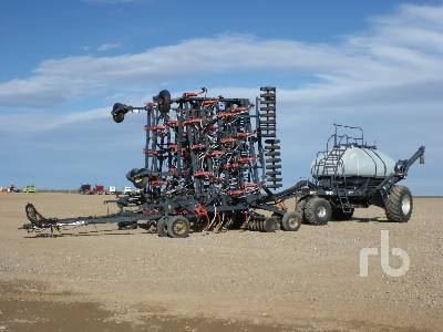 1998 FLEXI-COIL 5000 57 Ft Air Drill