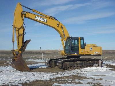 2005 JOHN DEERE 270C LC Hydraulic Excavator