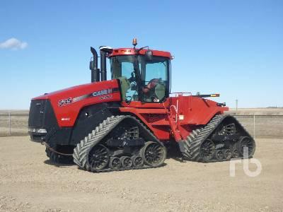 2009 CASE IH STEIGER 535 Quadtrac Track Tractor