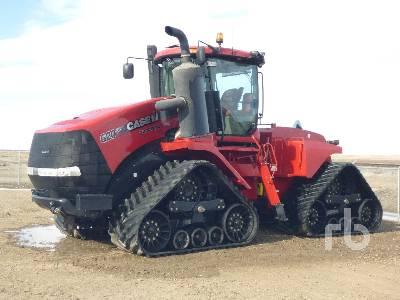2015 CASE IH STEIGER 620 Quadtrac Track Tractor