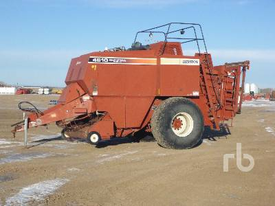 HESSTON 4910 Big Square Baler