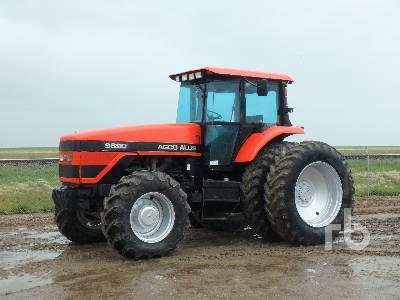 1994 AGCO ALLIS 9690F MFWD Tractor