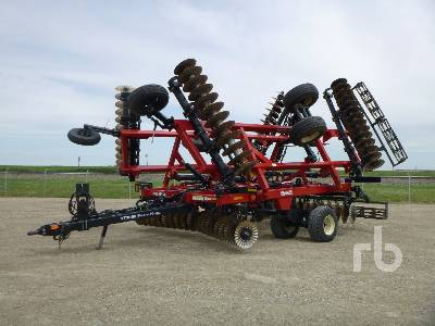 2017 BUHLER FARM KING VT3000 32 Ft Tandem Disc