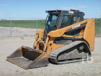 2008 CASE 440CT Multi Terrain Loader