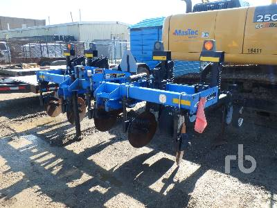 NEW HOLLAND ST650 5X Inline Ripper Landscape Disc