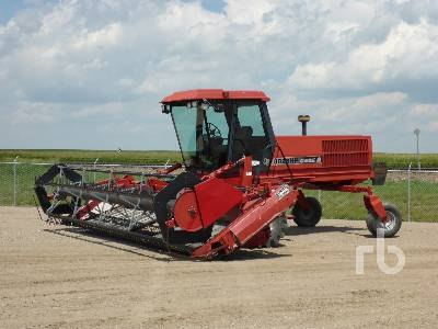 1998 CASE IH 8825HP 25 Ft Swather