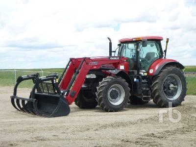 2012 CASE IH PUMA 200 MFWD Tractor